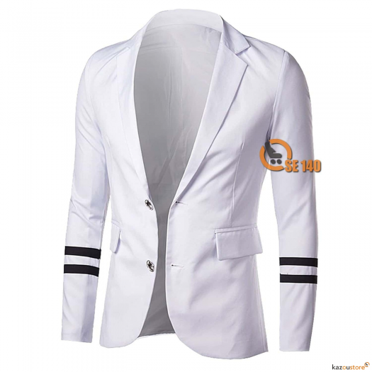 Casual Blazer For Men SE140 | Putih