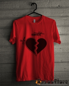 Kaos Heartache ONE OK ROCK OOR-2
