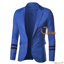 Casual Blazer For Men SE140 | Biru